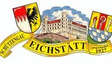 Gau WappenWillibaldsburg farbig