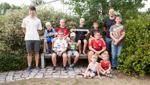 Ferienprogramm des SV Burgsteinfelsen Dollnstein. Licht- und Luftgewehrschießen